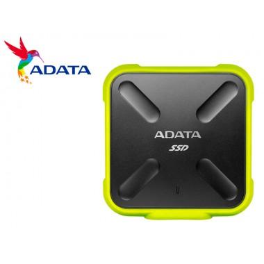 Disco Duro Externo SSD Adata 2.5 Ultimate SD700- 1TB - Amarillo