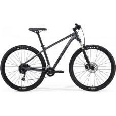 """Bicicleta Merida BIG NINE 2021 100-2X 29"""" S - M - L - Anthracite (Negra)"""