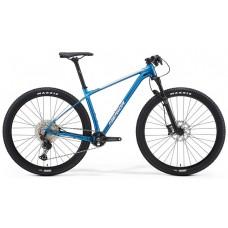 "Bicicleta Merida BIG NINE 600 2021 29"" S - M - L - Azul (Blanca)"