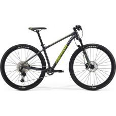 "Bicicleta Merida BIG NINE SLX-EDITION 2021 29"" S - M - L - Anthracite (Verde-Gris)"