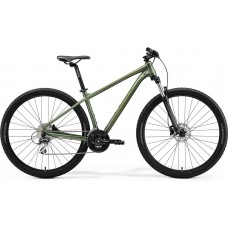 "Bicicleta Merida BIG NINE 20 2021 29"" S - M - L - Verde (Musgo)"
