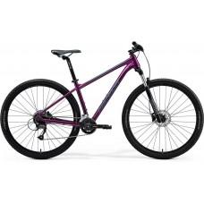 "Bicicleta Merida BIG NINE 60 2021 -2X 29"" S - M - L - Purpura (Azul)"