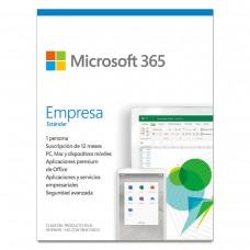 Microsoft 365 Empresa Estándar  1 Usuario  Descargable