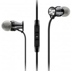 Audífonos Sennheiser Momentum Negros Para Apple