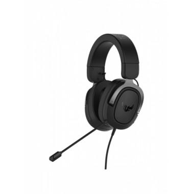 Audífonos Asus Tuf Gaming  H3 - 7.1 Negro -Gris