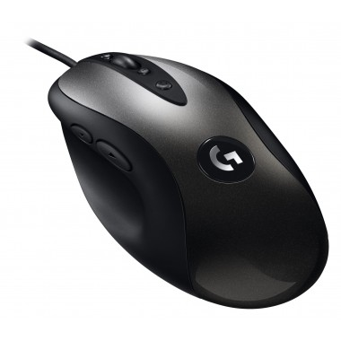 Mouse Logitech G MX518 Legendary 16000DPI - HERO
