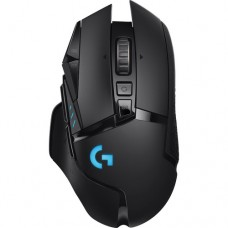 Mouse Logitech Gaming G502 LightSpeed - Inalámbrico