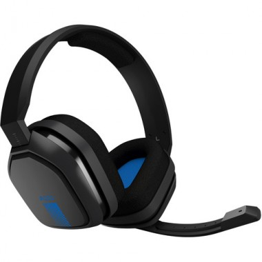 Headset Astro Gaming A10  PS4 Gris - Azul