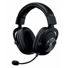 Headset Logitech Pro USB - Negro