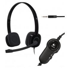 Audífonos Logitech H151 Estéreo - 3.5mm