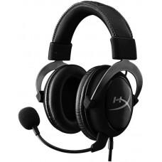 Headset HyperX Cloud II - Gun Metal - 3.5mm-USB
