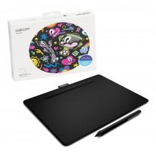 Tablet  Wacom  Intous Comfort Plus M - Negro