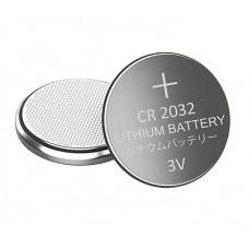 Batería de litio tipo botón CR2032