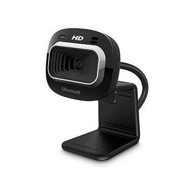 Cámara Web Microsoft HD3000 con micrófono