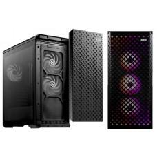 Case XPG Defender Pro - RGB - Temperado - Negro