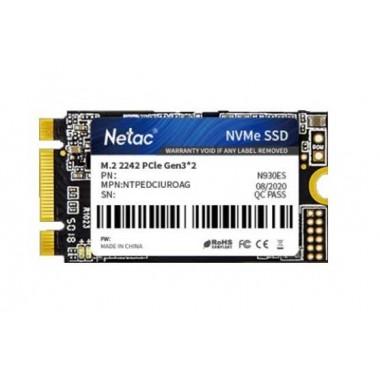 SSD M.2 256GB Netac N930ES PCIe 2242(mini) 1650-1260Mbs
