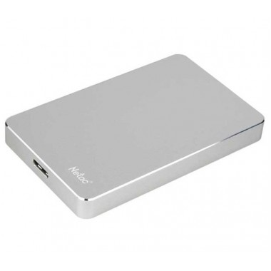 Disco Externo Netac K330 2TB USB 3.0 Aluminio