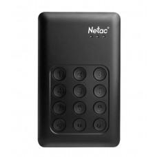Disco Externo Netac K390 2TB USB 3.0 con contraseña