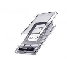 """Encapsulador Netac WH11 2.5"""" Sata USB 3.0 - Transparente"""
