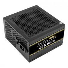 Fuente de poder Antec 600 Watts NE600G ZEN 80+ Gold