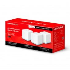 Sistema Wi-Fi Mesh Halo S12 (3-pack) - AC1200