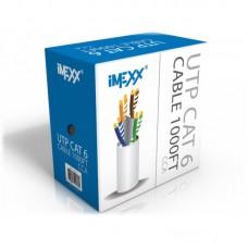 Carrucha de cable UTP Cat6 305 Metros Imexx