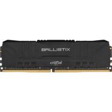 Memoria Ram Crucial Ballistix DDR4 8GB - 3000mhz Negra