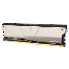 Memoria Ram V-Color Skywalker Plus DDR4 3200MHz - 8GB Plateada