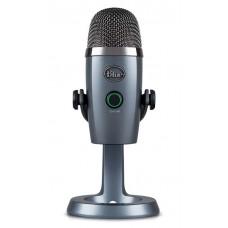 Micrófono Blue Yeti Nano Premium USB - Gris