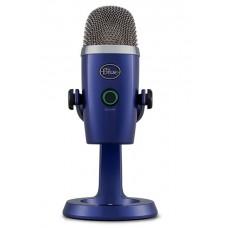 Micrófono Blue Yeti Nano Premium USB - Azul