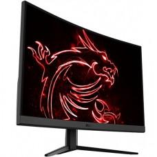 "Monitor Led 27"" MSI Optix G27CQ4 Curvo 1ms - 165Hz - 2560x1440 DP-HDMI"