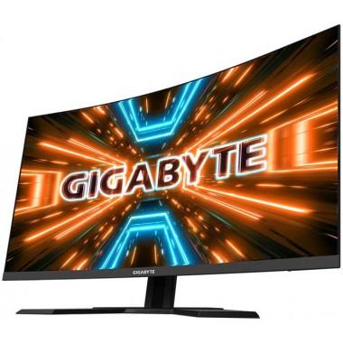 """Monitor Led 32"""" Gigabyte G32QC A 1ms - 165Hz - 2560x1440 DP-HDMI"""