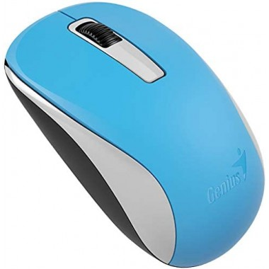 Mouse Genius NX-7005 inalámbrico - Celeste