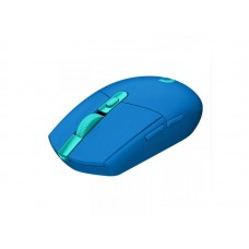 Mouse Logitech Gaming G305 Inalámbrico - Azul