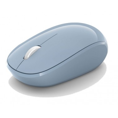Mouse Microsoft bluetooth - Azul pastel
