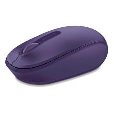 Mouse Microsoft Mobile 1850 Inalámbrico - Morado