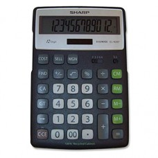 CALCULADORA SHARP 12DIGIT EXTRA LARGE DESKTOP
