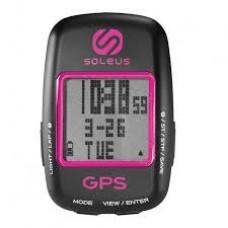 SOLEUS GPS DRAFT 1.0 NEGRO ROSADO