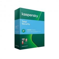 Kaspersky Total Security - 5 Usuarios - 1año