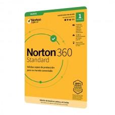 Norton 360 Standard - 1 Usuario - 1año