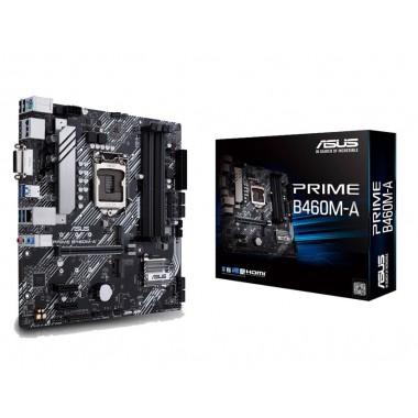 Tarjeta Madre Asus Prime B460M-A - Socket 1200