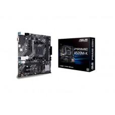 Tarjeta Madre Asus Prime A520M-K - Socket AM4