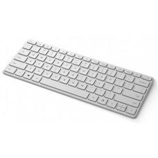 Teclado Microsoft Designer Compact Bluetooth - Blanco