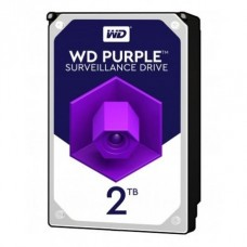 Disco Duro Sata WD Purple 2TB - 64MB
