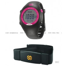 SOLEUS GPS MINI HRM NEGRO/ROSADO